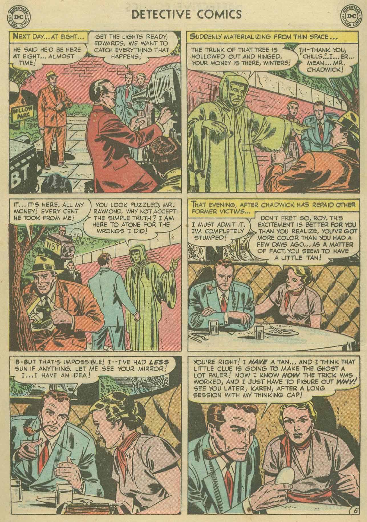 Detective Comics (1937) 175 Page 29