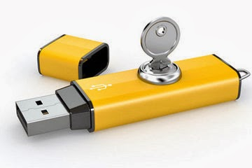 Password Protect Your USB Drive Without Any Software