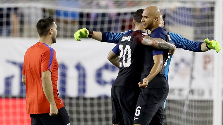 Estados Unidos elimina a Paraguay de la Copa América Centenario