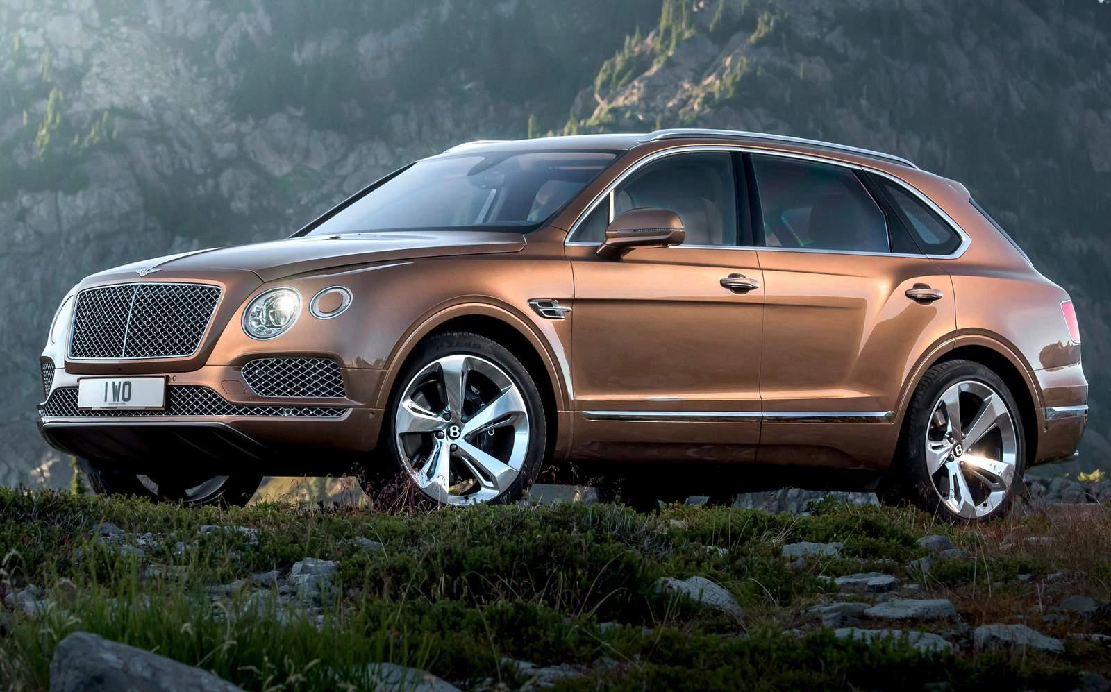 Bentley teve um lucro de EUR 13 milhões de Euros