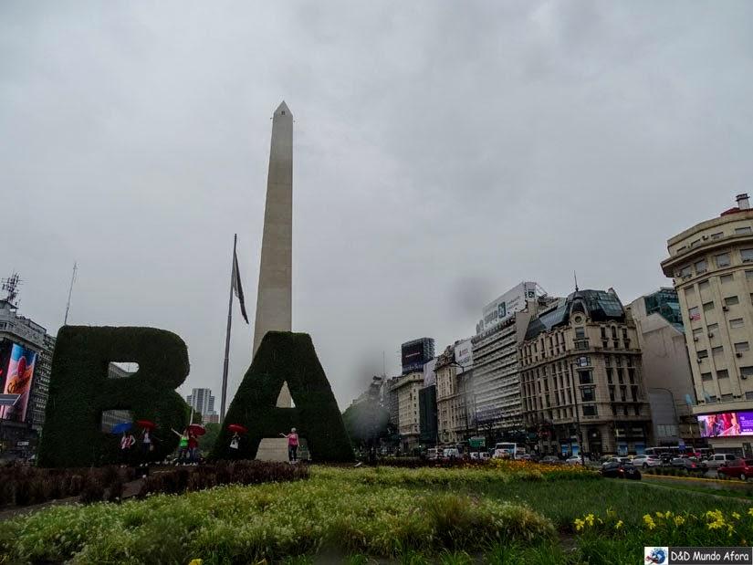 Obelisco - Dicas de Buenos Aires (Argentina): Post índice