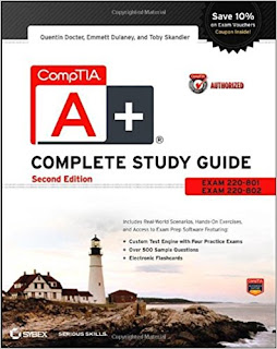 CompTIA A+ Complete Review Guide Book