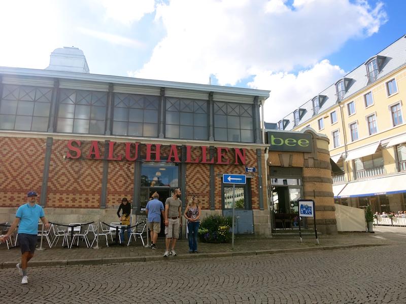 Göteborg kokemuksia vinkkejä Saluhallen