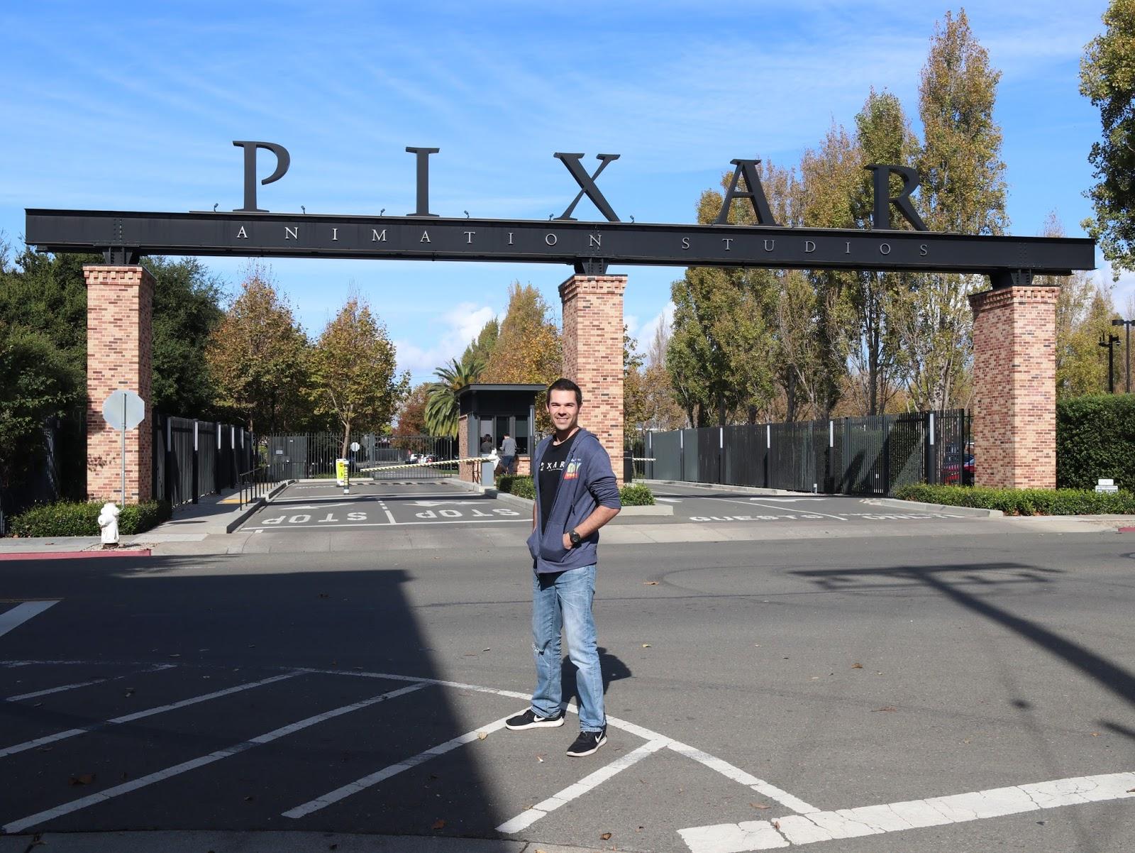 visiting pixar studios coco 2017