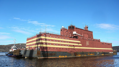 Russia Successfully Tests World's First Floating NPP