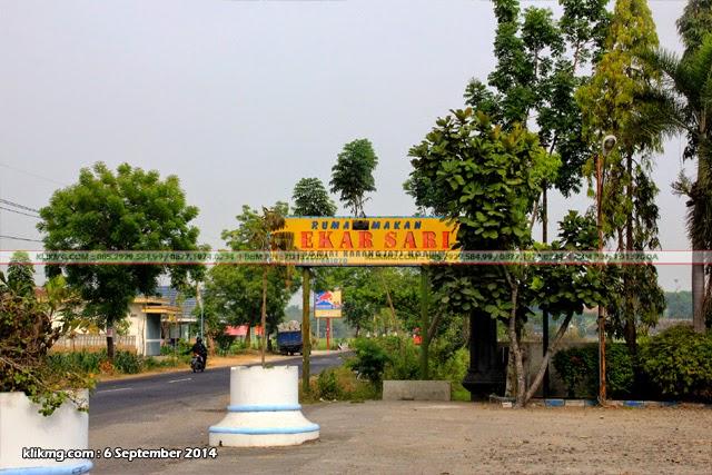 Rumah Makan MEKAR SARI / RM Mekar Sari - Lokasi : Jl. Raya Ngawi Caruban KM.16 Dungmiri, Karang Jati - Ngawi, Jawa Timur | Foto oleh : Klikmg.com Fotografer Ngawi