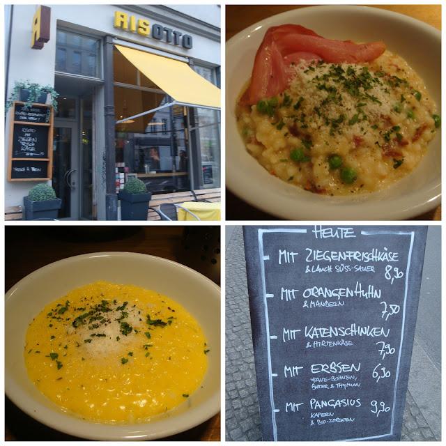 Onde comer gastando pouco em Berlim - RisOtto