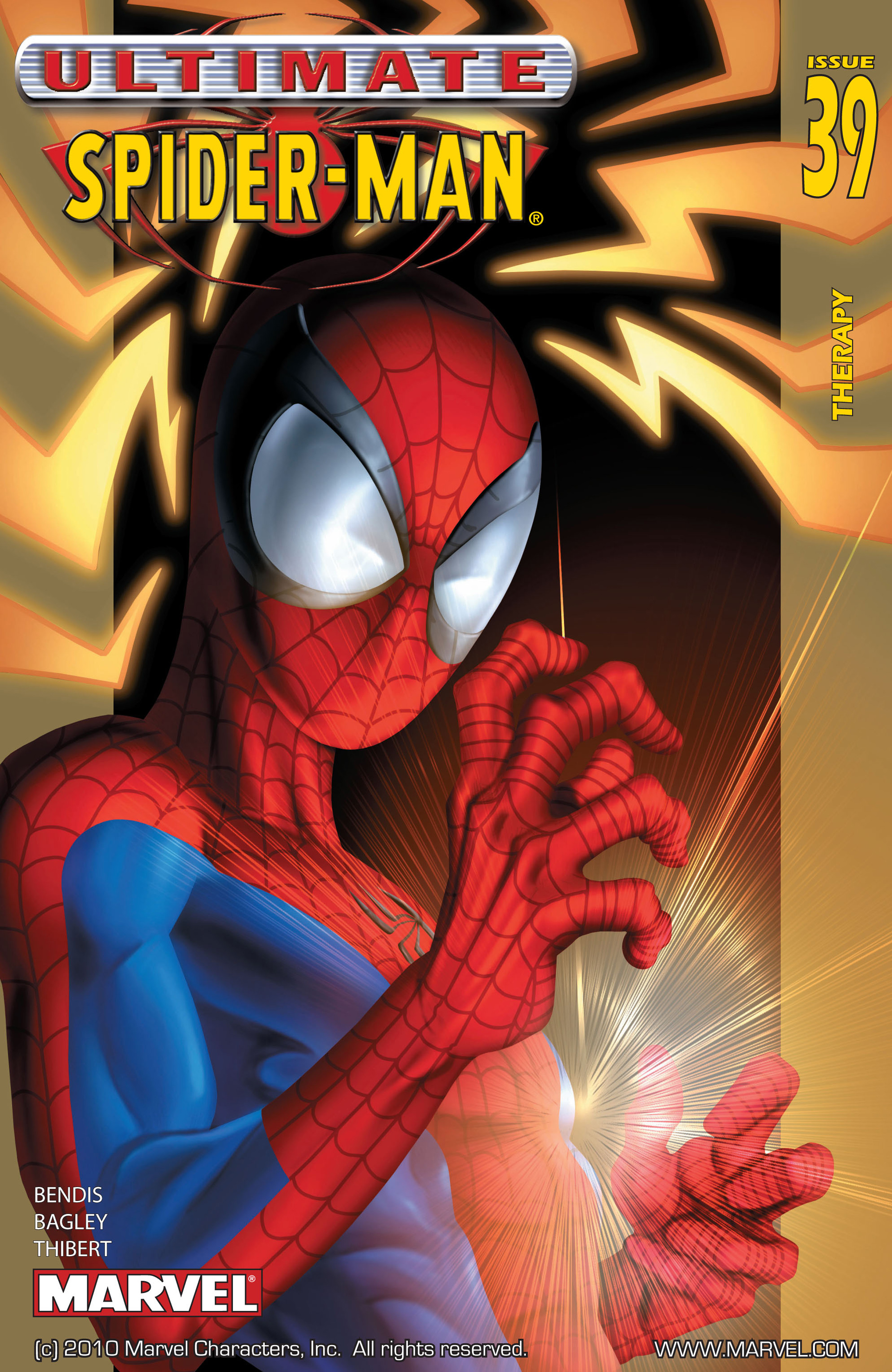 Read online Ultimate Spider-Man (2000) comic -  Issue #39 - 1