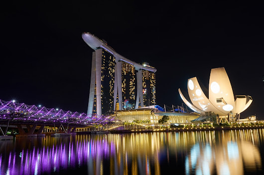 Singapore City of the future ~ msiDelicious