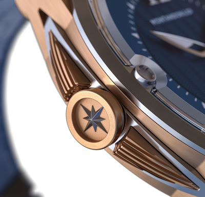 MONTANDON & Co watches crown