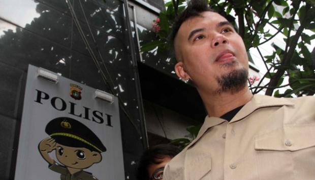 Ahmad Dhani Terancam Hukuman 2 Tahun Penjara