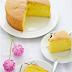 Resep Dan Cara Membuat Bolu Vanila Sponge Cake | Vanila Lembut Tanpa Pengembang