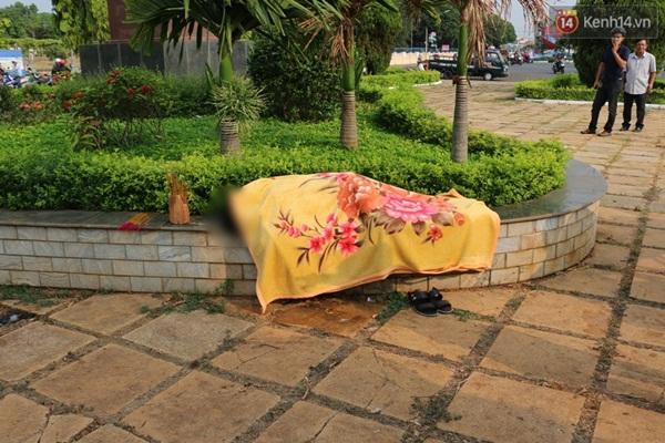 Gia Lai: Phát hiện thi thể người đàn ông trong Quảng trường Đại đoàn kết
