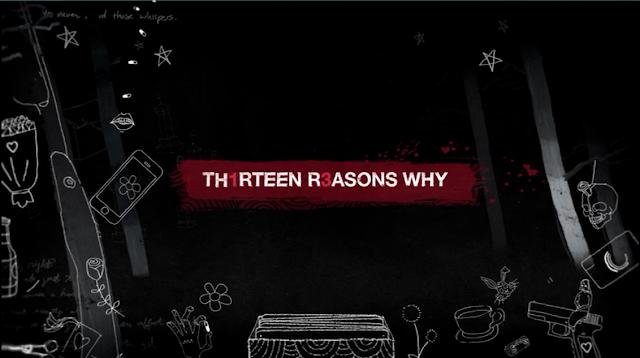 {A LOKA DAS SÉRIES} Thirteen Reasons Why