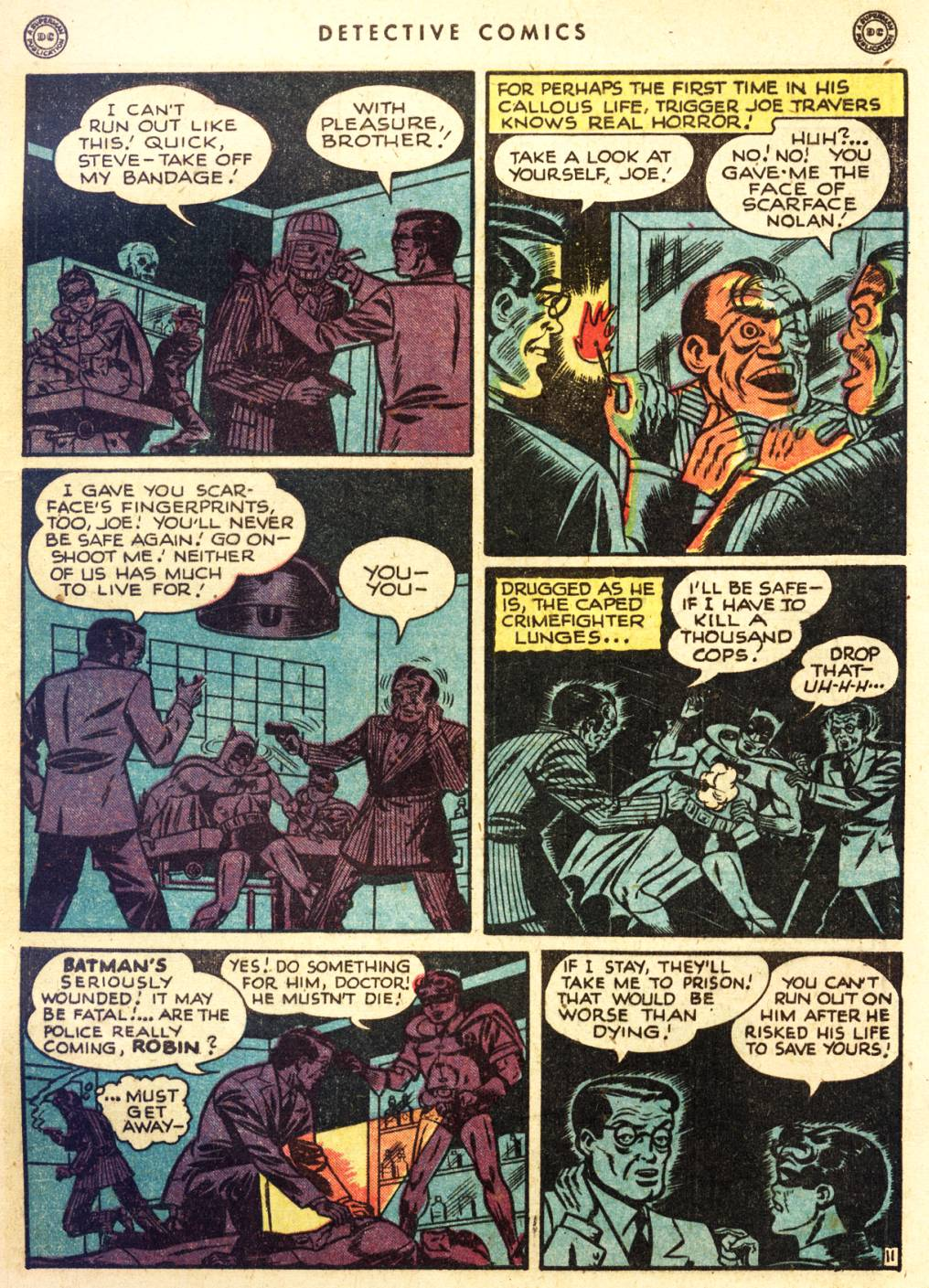 Read online Detective Comics (1937) comic -  Issue #131 - 13