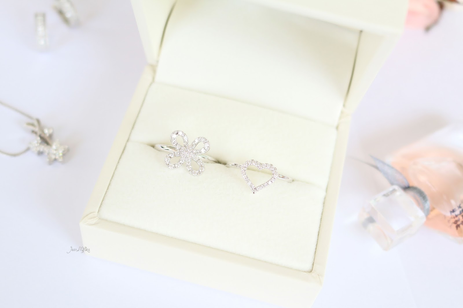 orori, orori jewelry, diamond, reivew, online shop, indonesia, jakarta, neclage, ring, earrings, flower