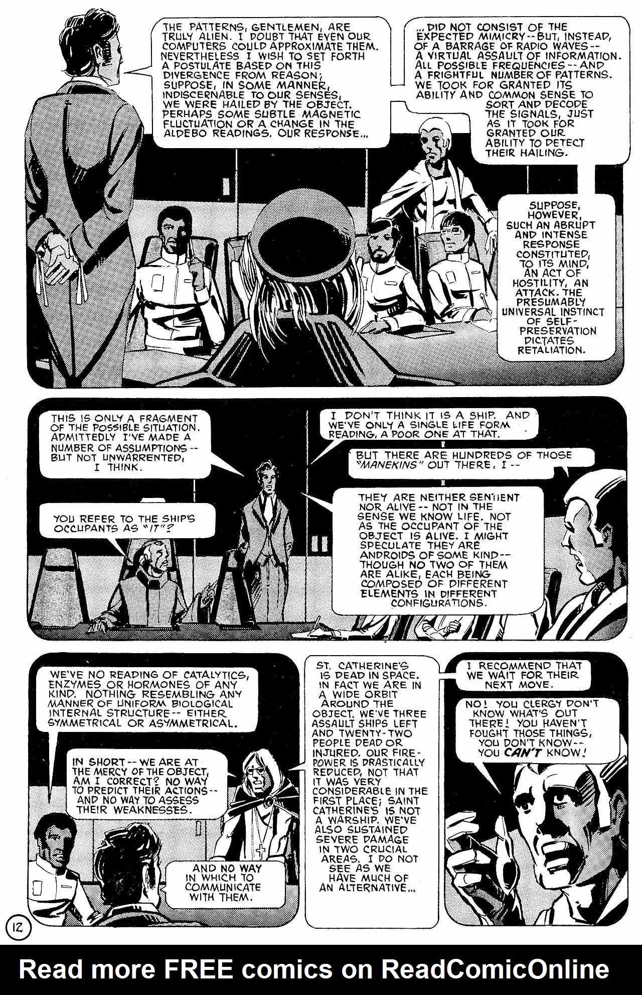 Read online Star*Reach comic -  Issue #10 - 43