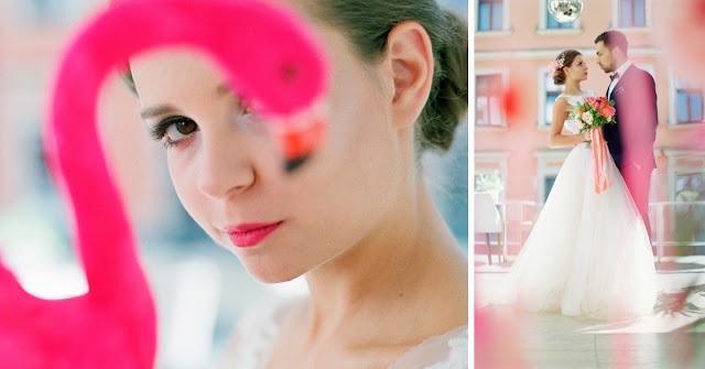 Sesja zdjęciowa Sweet Flamingo