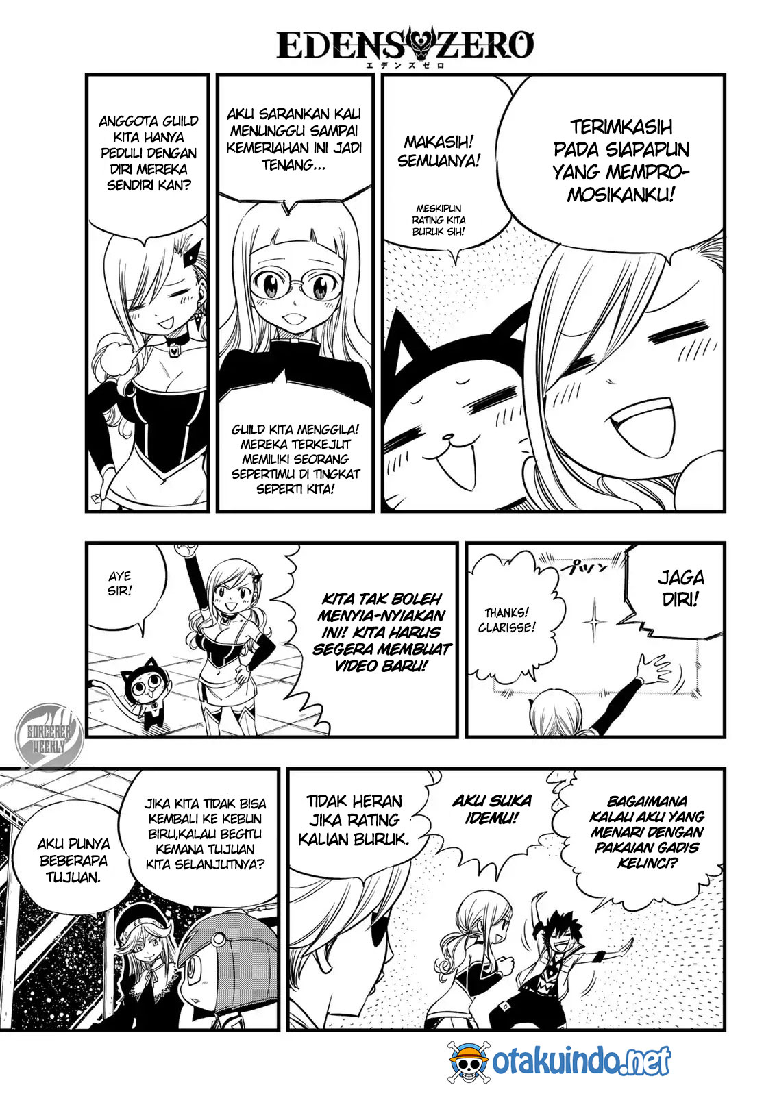 Eden S Zero Chapter 29 Bahasa Indonesia Otakuindo