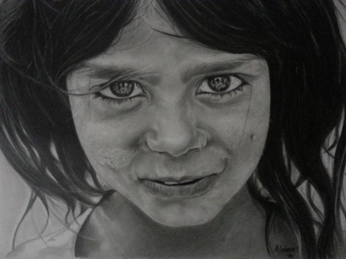 Итальянский художник. Arantxa Lobera