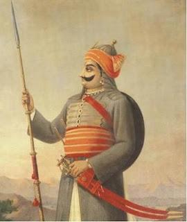 El Guerrero Hindú