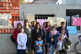Familias de la Escuela 504