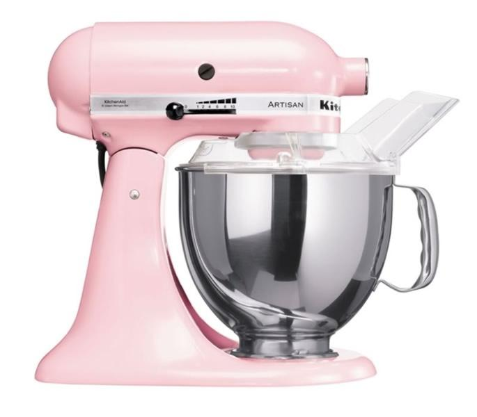 Gorgeous Pink Kitchen Aide That Will Make You Smile