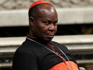 Nigerians divided, hungry, angry, unemployed – Cardinal Okogie warns FG