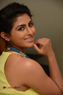 Actress Kruthika Jayakumar Latest Pictures in Yellow Dress  0046.JPG