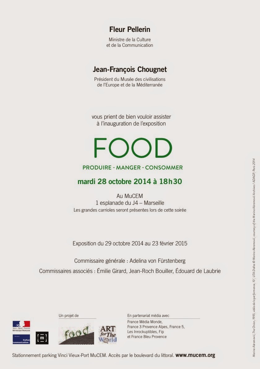 art for the world opening food mucem marseille 28