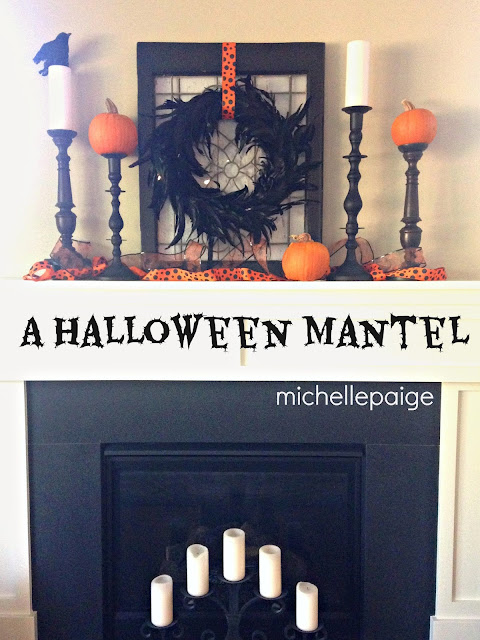Easy decorating for Halloween