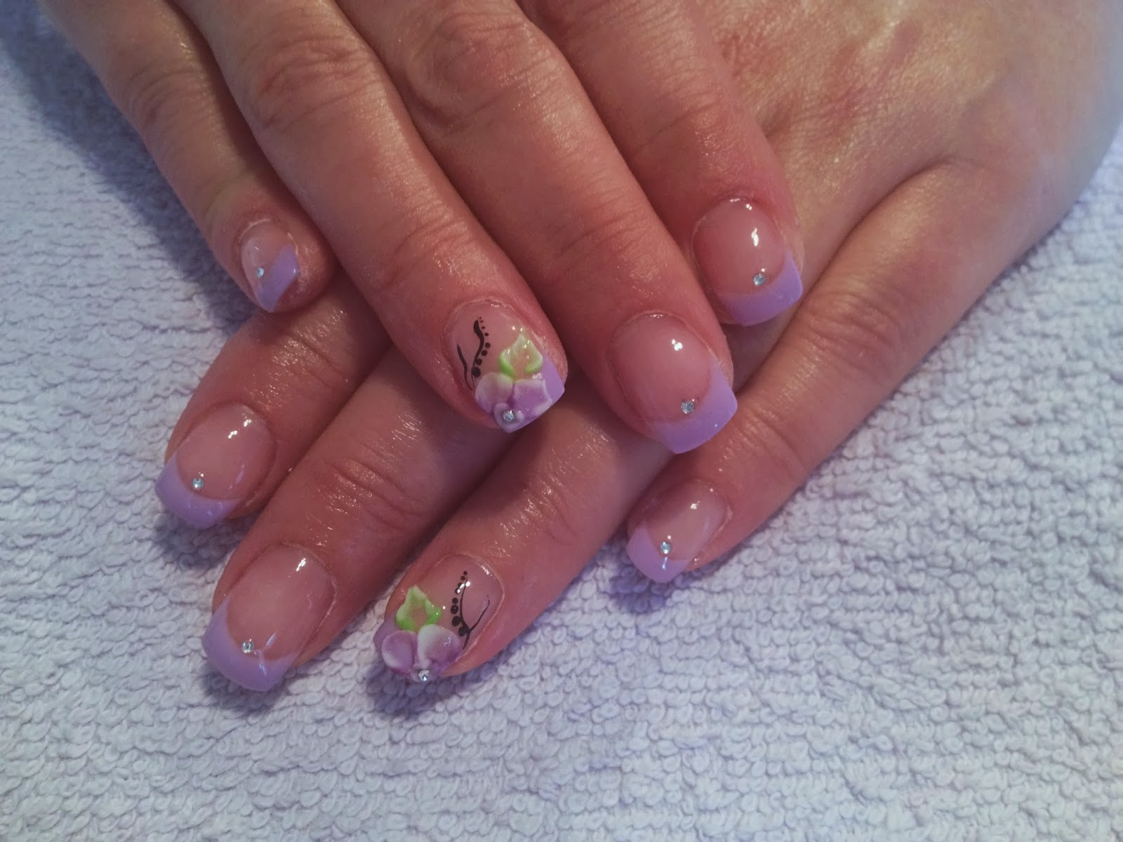 Glamour Nails Gel Extensions