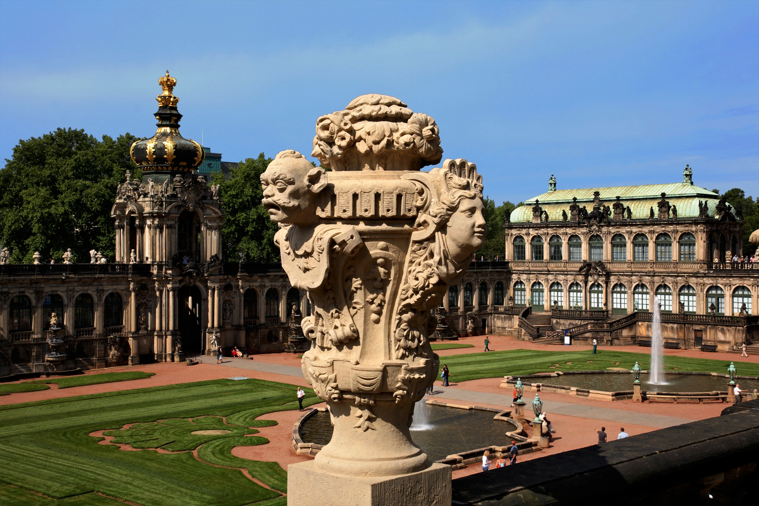 Dresden a city of art music and baroque architecture tours of