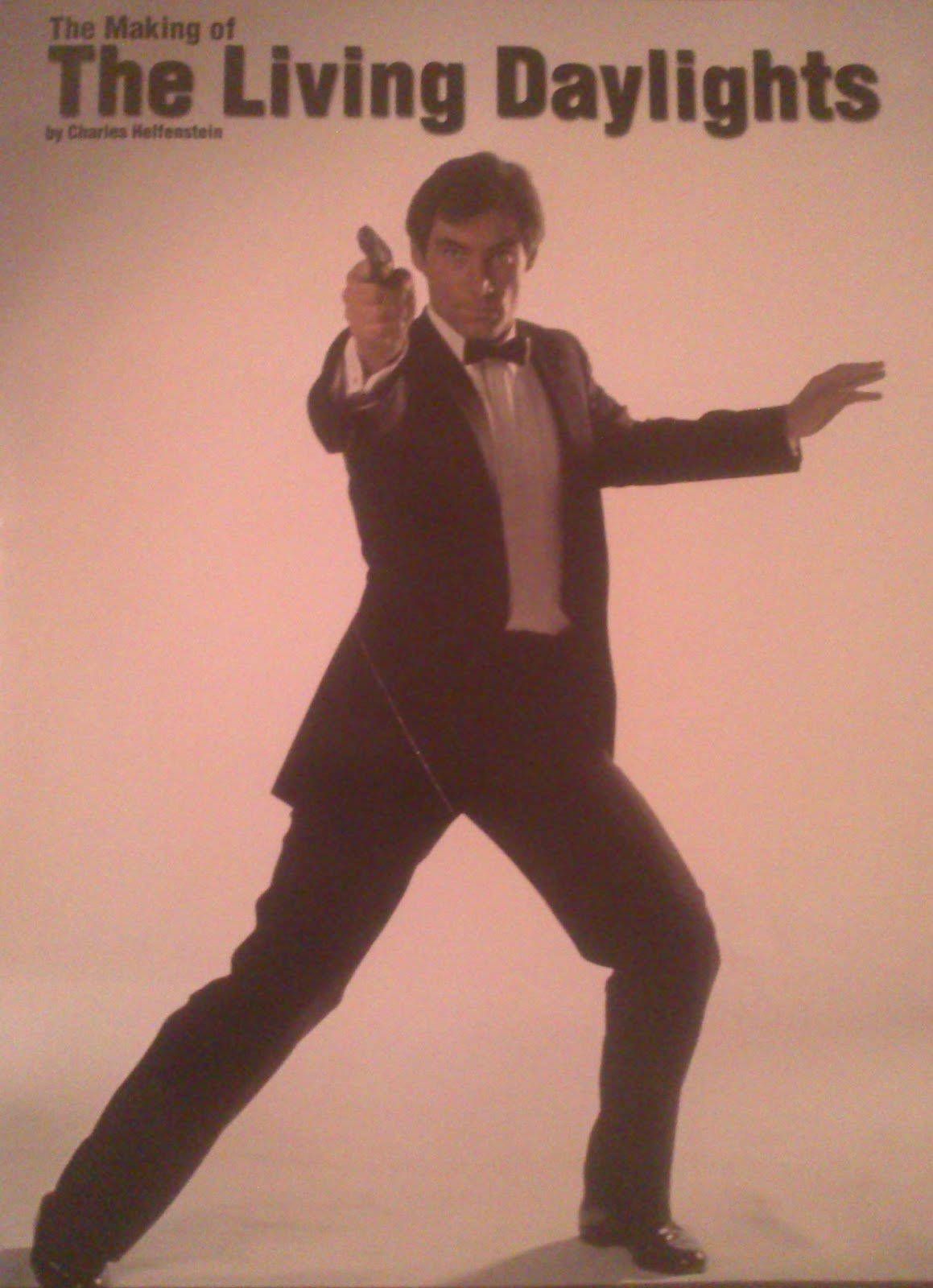 The Makings Of A Modern Bedroom: JAMES BOND MEMES: The Making Of The Living Daylights