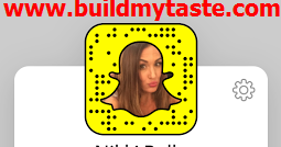 Brie Bella Snapchat ID