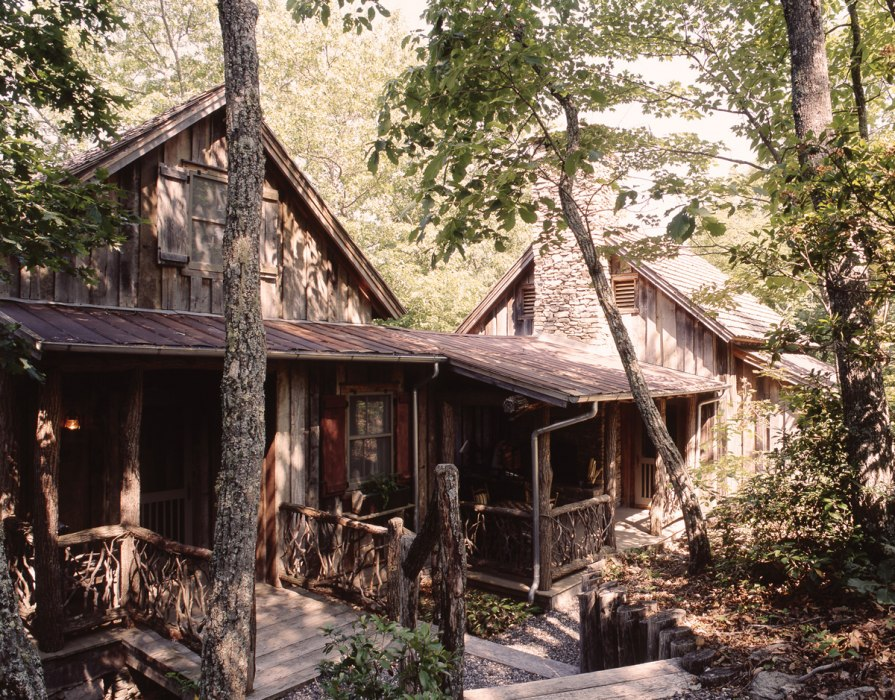 Casual Casa Amazing Natural And Rustic Cabins