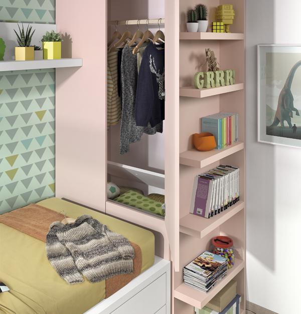 dormitorio juvenil kz