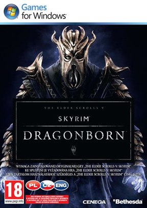1358 The Elder Scrolls V Skyrim Dragonborn PC Game