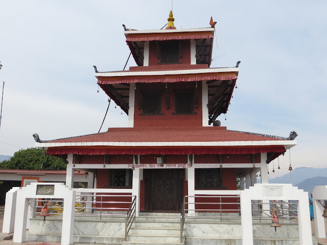 Maulakalika Temple, Nawalparasi