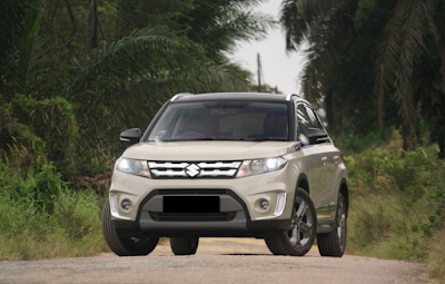 Suzuki All New Grand Vitara Indonesia