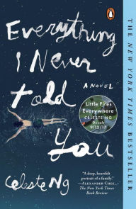 """July 2017's Book of the Month is """"Everything I Never Told You"""""""