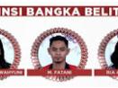 Daftar Nama Peserta Yang Lolos Audisi Liga Dangdut Indonesia Indosiar 2017 / 2018 Provinsi Bangka Belitung