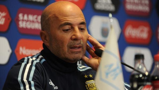 Sampaoli Sebut Argentina Layak Lolos ke Piala Dunia 2018