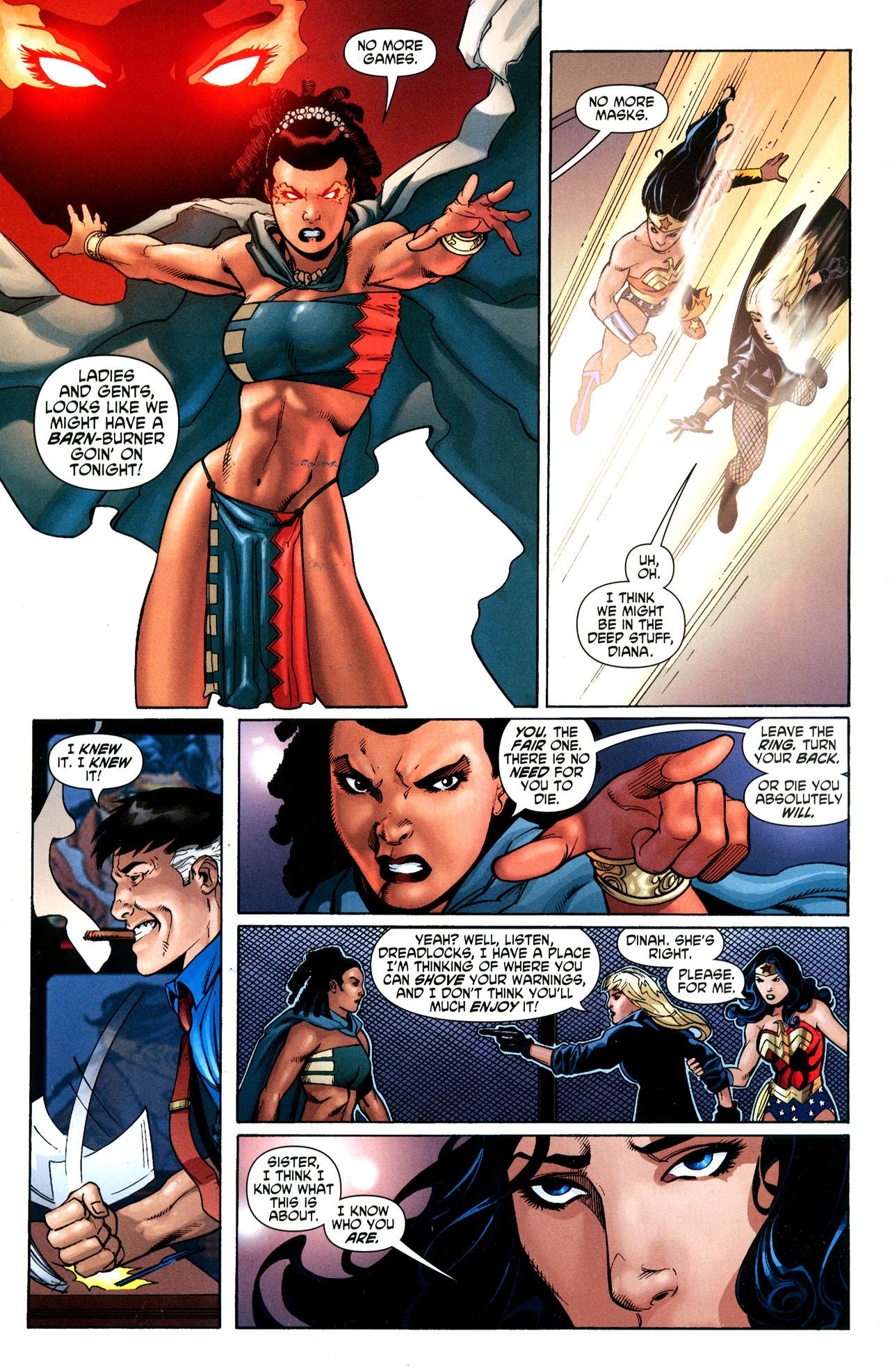 Read online Wonder Woman (2006) comic -  Issue #35 - 14