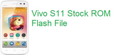 Vivo Stock ROMs