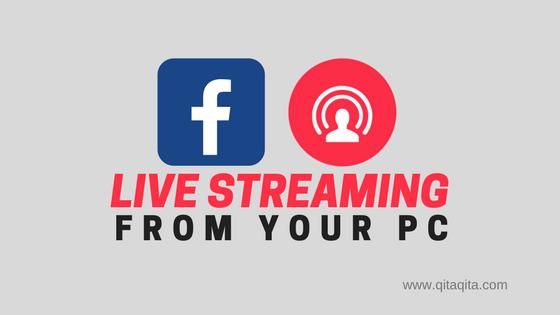 Cara Melakukan Facebook Live Streaming Menggunakan PC Lengkap dengan Gambar