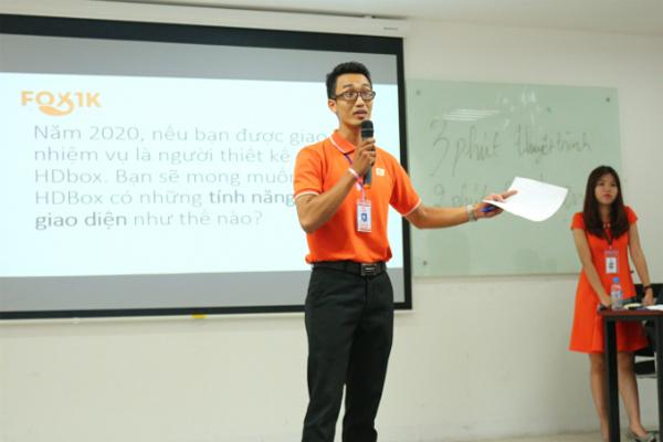 Cuộc Tranh Tài Hùng Biên Của Nhân Viên FPT Telecom Hà Nội 3