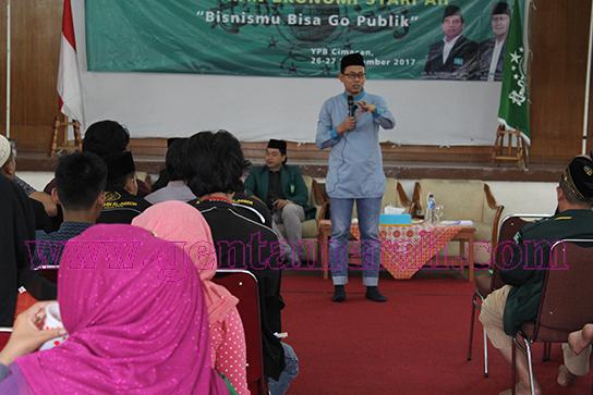 PWNU DKI Jakarta Gelar Pelatihan Ekonomi Syari'ah