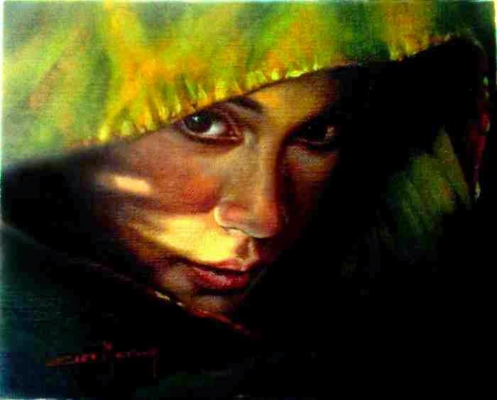 Итальянский художник. Ciro Morrone