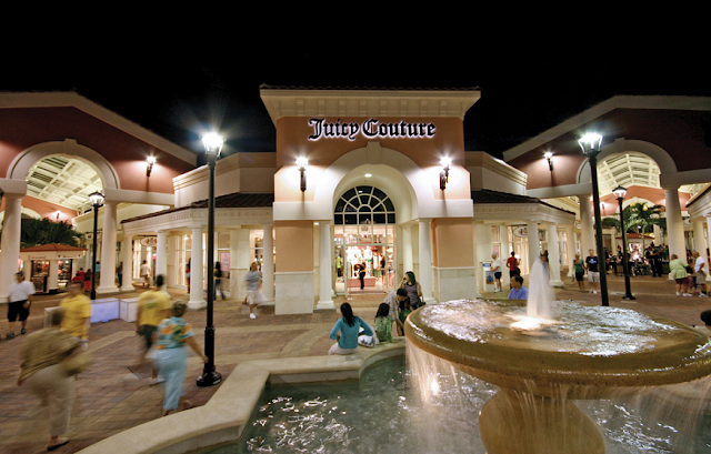 Orlando Premium Outlets en International Drive en Orlando
